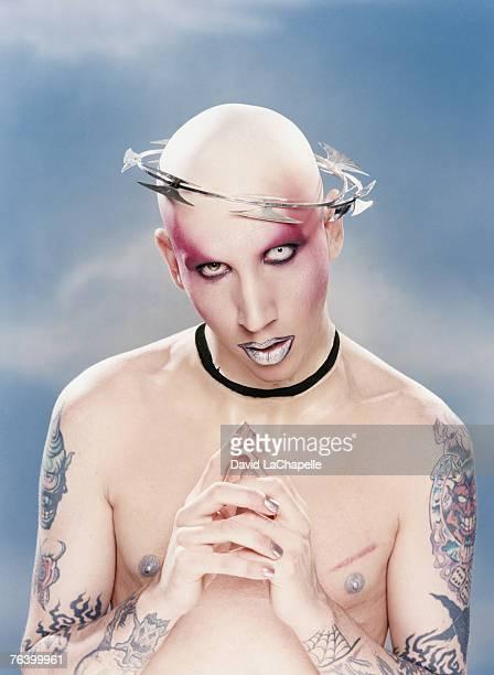 Marilyn Manson Marilyn Manson by David LaChapelle Marilyn Manson Spin February 1 1998