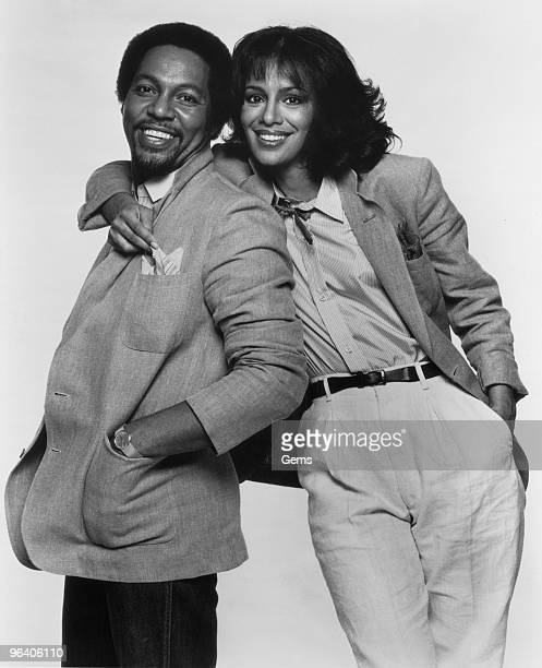Marilyn McCoo and Billy Davis Jr aka Marilyn Billy 1978 From ICM Records
