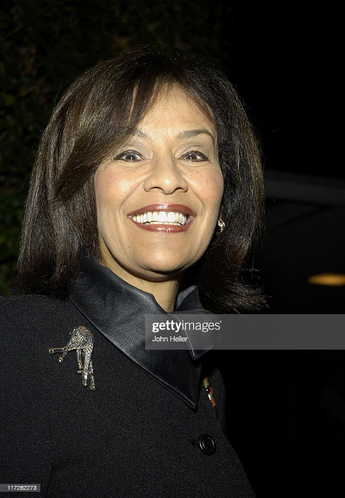 Marilyn McCoo during Day Of Miracles World Premiere - Arrivals at Universal Studios in Universal City, California, United States.