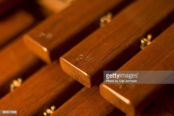 Marimba bars