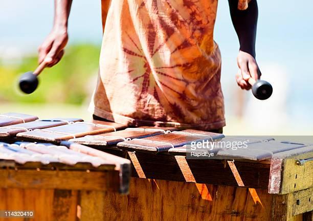 Marimba-Musiker