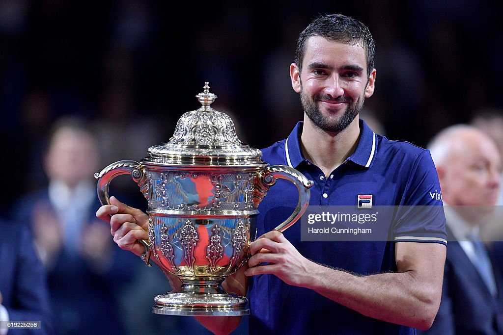 ATP World Tour Swiss Indoors Basel