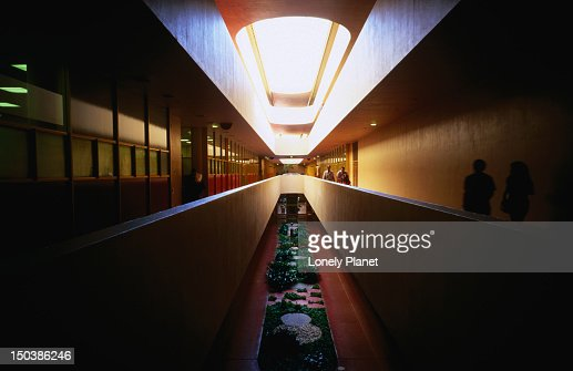 Marin County Civic Center. : Stock Photo