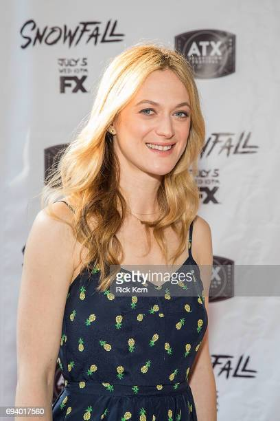 Marin Ireland attend the ATX Television Festival at The Paramount Theater on June 8 2017 in Austin Texas