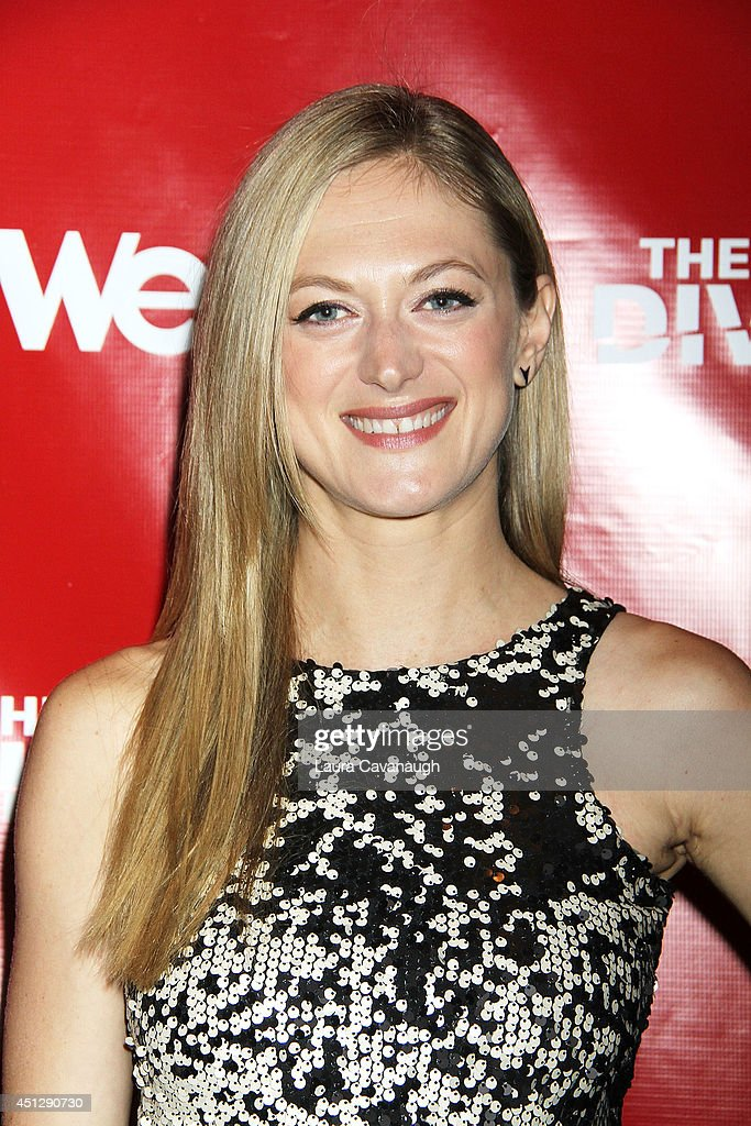 Marin Ireland attends 'The Divide' series premiere at Dolby 88 Theater on June 26, 2014 in New York City.