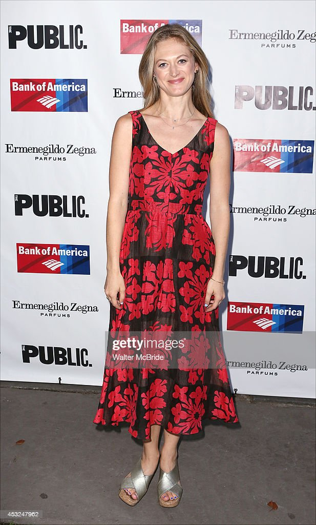 <a gi-track='captionPersonalityLinkClicked' href=/galleries/search?phrase=Marin+Ireland&family=editorial&specificpeople=4266013 ng-click='$event.stopPropagation()'>Marin Ireland</a> attends the The Public Theatre's Opening Night Performance of 'King Lear' at the Delacorte Theatre on August 5, 2014 in New York City.