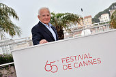 Marin Karmitz at the photo call for 'Like Someone in Love' during the 65th Cannes International Film Festival