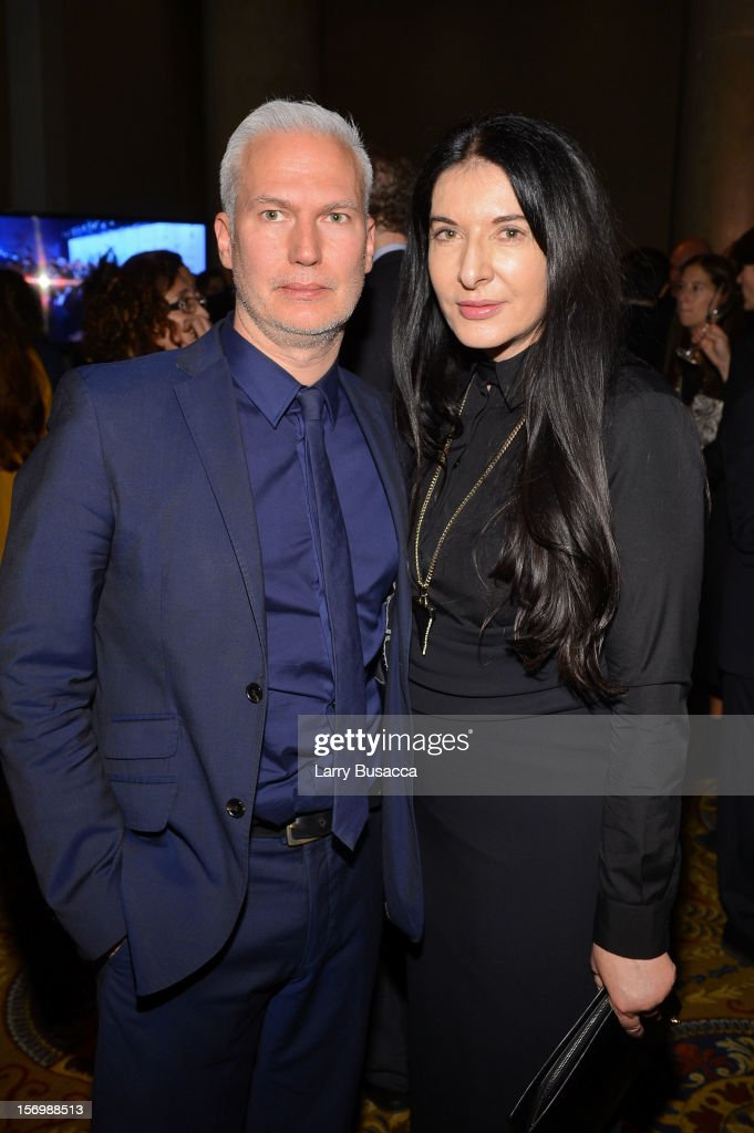<a gi-track='captionPersonalityLinkClicked' href=/galleries/search?phrase=Marina+Abramovic&family=editorial&specificpeople=2315598 ng-click='$event.stopPropagation()'>Marina Abramovic</a> attend the IFP's 22nd Annual Gotham Independent Film Awards at Cipriani Wall Street on November 26, 2012 in New York City.