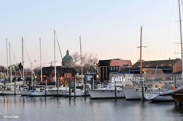 Marina en Annapolis