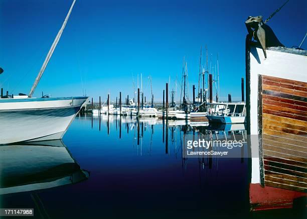 marina, Bandon, Oregon