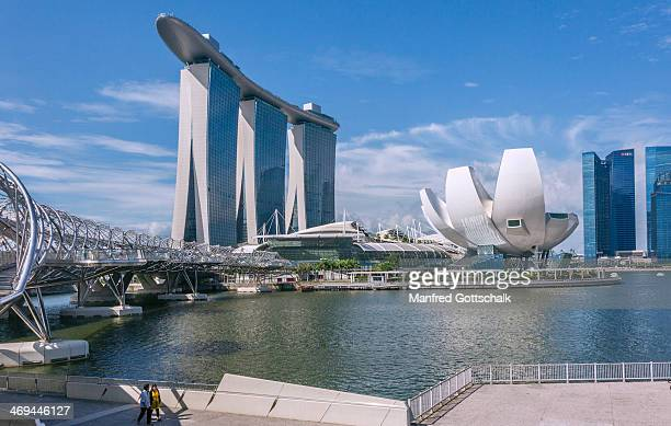Marina Bay Sands Art Science Museum