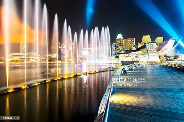 Marina Bay Sands Light and Water Show