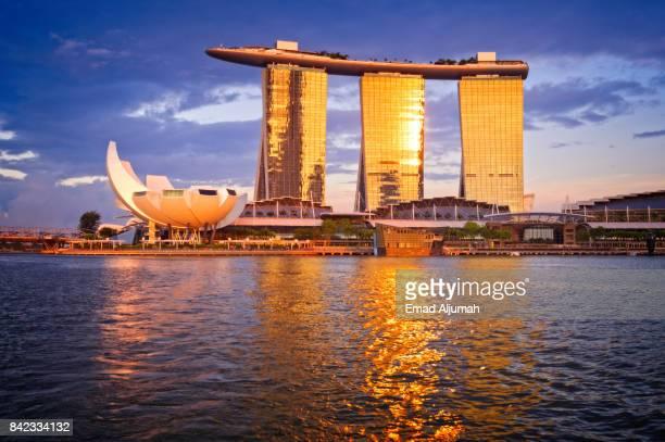 Marina Bay Sands - Singapore, August 2017