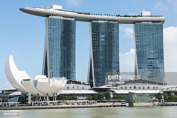 Marina Bays Sands Hotel, Singapore