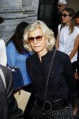Carla Fendi Funeral Services In Rome