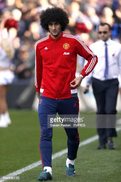 Marina Fellaini Manchester United