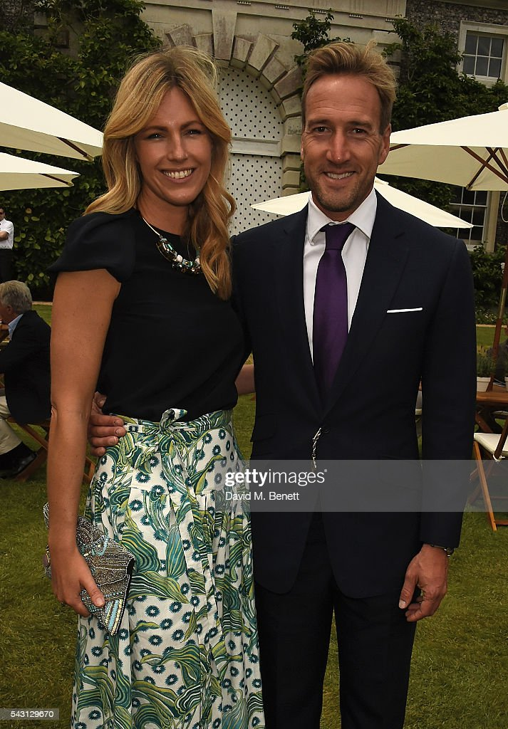 Marina Fogle and <a gi-track='captionPersonalityLinkClicked' href=/galleries/search?phrase=Ben+Fogle&family=editorial&specificpeople=216039 ng-click='$event.stopPropagation()'>Ben Fogle</a> attend The Cartier Style et Luxe at the Goodwood Festival of Speed at Goodwood on June 26, 2016 in Chichester, England.