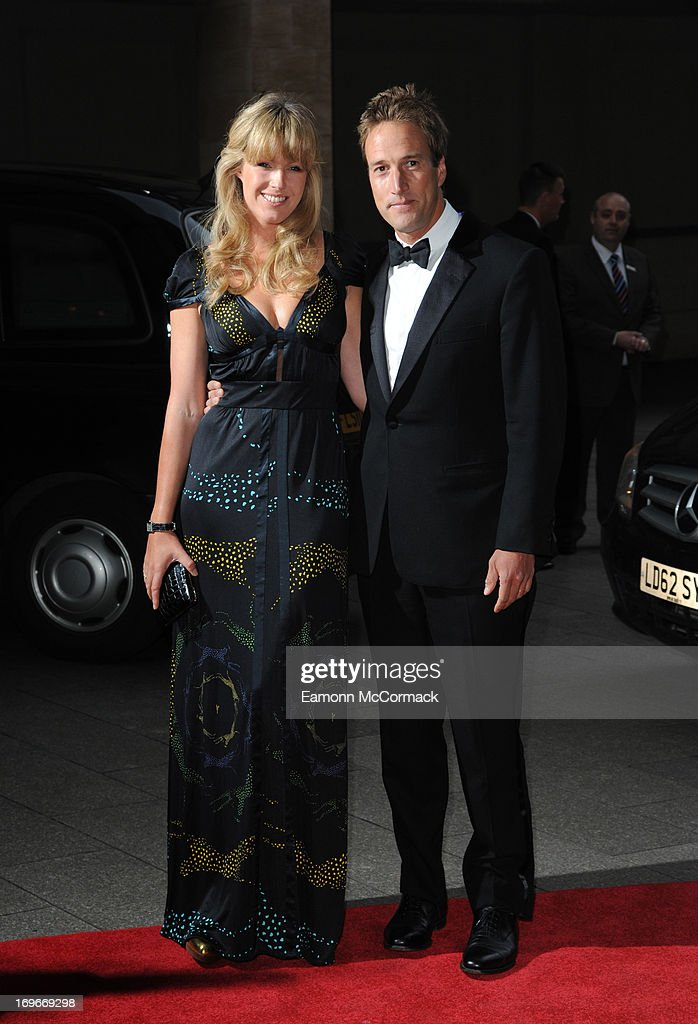 Marina Fogle and <a gi-track='captionPersonalityLinkClicked' href=/galleries/search?phrase=Ben+Fogle&family=editorial&specificpeople=216039 ng-click='$event.stopPropagation()'>Ben Fogle</a> attend Walking With The Wounded Crystal Ball Gala Dinner at The Grosvenor House Hotel on May 30, 2013 in London, England.