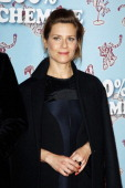 Marina Fois attends '100% Cachemire' Paris Premiere at Cinema Pathe Beaugrenelle on December 9 2013 in Paris France