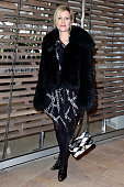 Marina Fois attends the Louis Vuitton show as part of the Paris Fashion Week Womenswear Fall/Winter 2016/2017 on March 9 2016 in Paris France