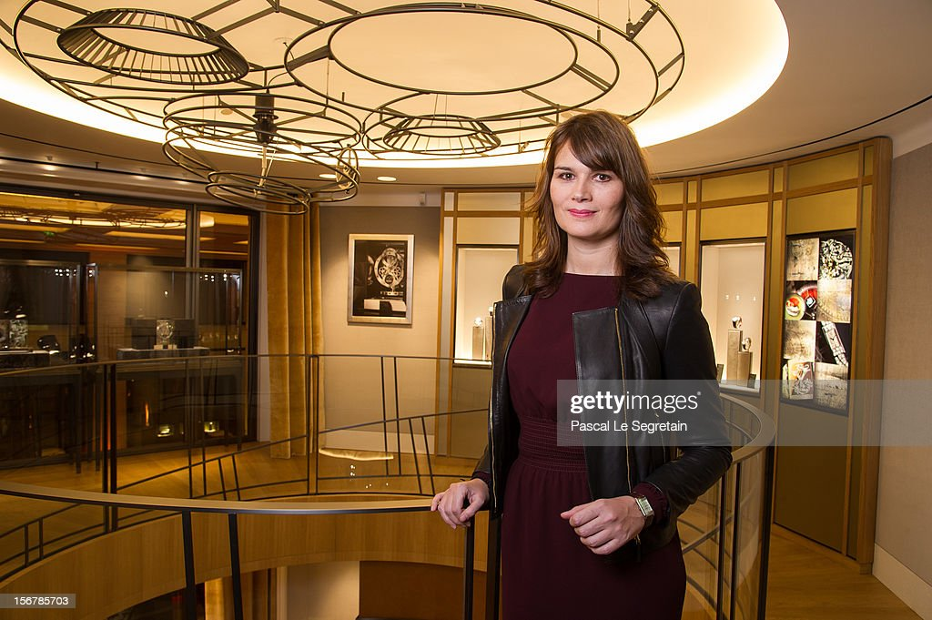 Marina Hands attends Jaeger-LeCoultre Vendome Boutique Opening at Jaeger-LeCoultre Boutique on November 20, 2012 in Paris, France.