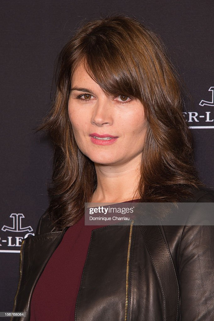 Marina Hands attends the Jaeger-LeCoultre Place Vendome Boutique Opening at Jaeger-LeCoultre Boutique on November 20, 2012 in Paris, .