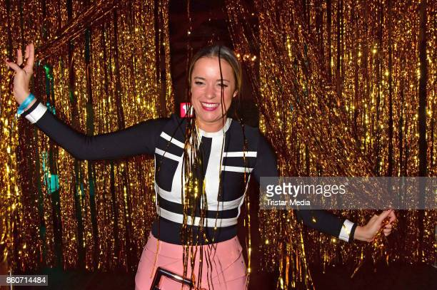 Marina Hoermanseder attends the Amorelie Christmas Calender Launch Dinner on October 12 2017 in Berlin Germany