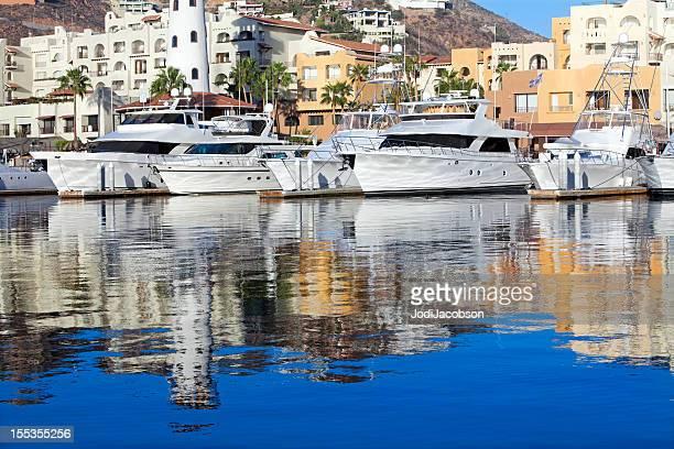 Marina en Cabo San Lucas