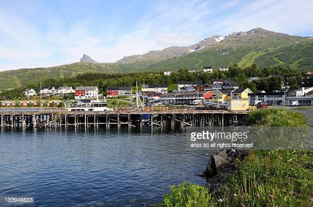 Marina in Narvik