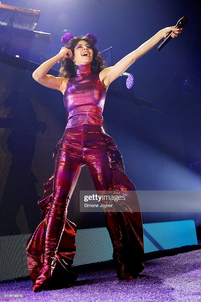 Marina And The Diamonds Perform At The Roundhouse