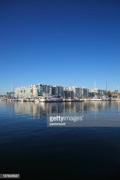Marina Morning Blue