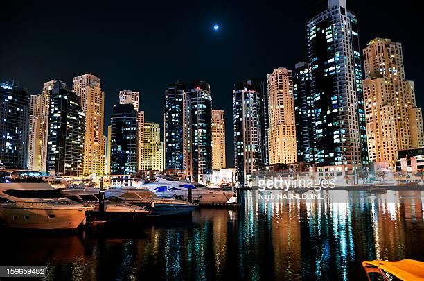 Marina Night View