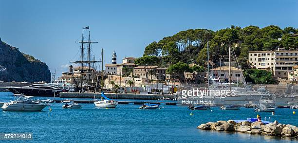 Marina of Port de Soller