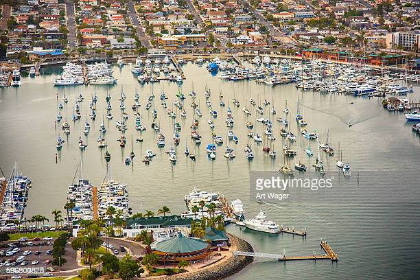 Marina on San Diego Bay - Shelter Island
