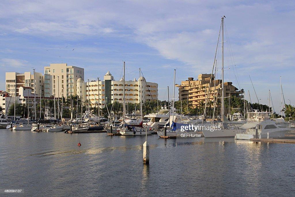 Marina Puerto Vallarta : Stock Photo