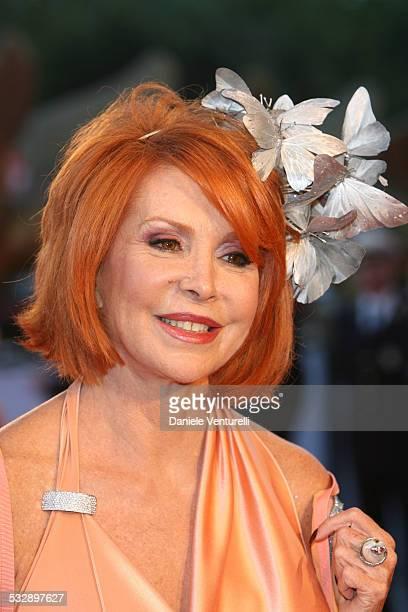 Marina Ripa di Meana during The 63rd International Venice Film Festival Golden Lion Final Award Ceremony Arrivals at Venice Film Festival in Lido...