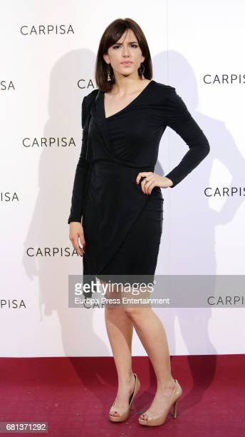 Marina Salas attends the opening of new Carpisa stores on May 9 2017 in Madrid Spain