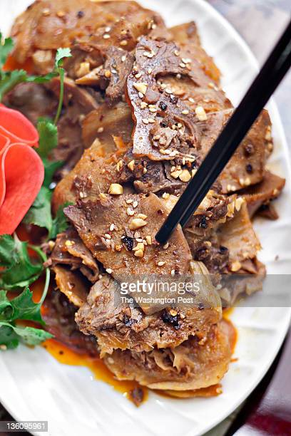 Tripe stock photos and pictures getty images for 100 degree chinese cuisine