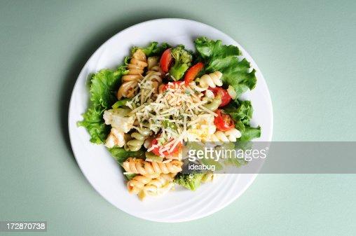マリネパスタのサラダ