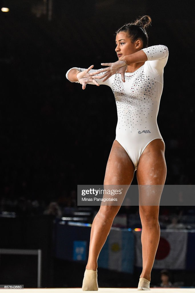 Frances Marine Boyer Performs During The Womens Floor