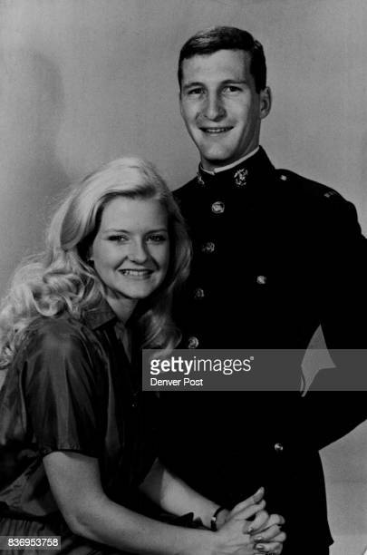 S Marine Corps Lt Ron Lembke and his wife Cara Credit Denver Post