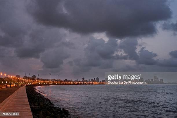 Marine Drive, Bombay
