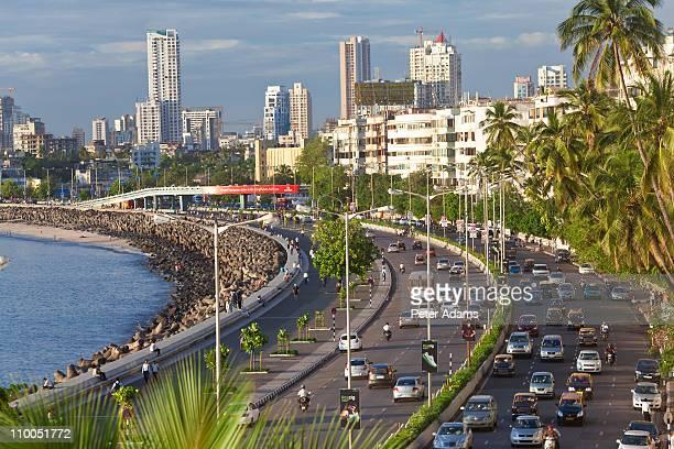 Marine Drive, Mumbai (Bombay), India
