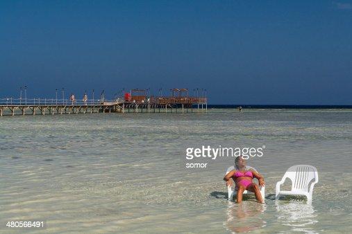 Marine landscape : Stock Photo