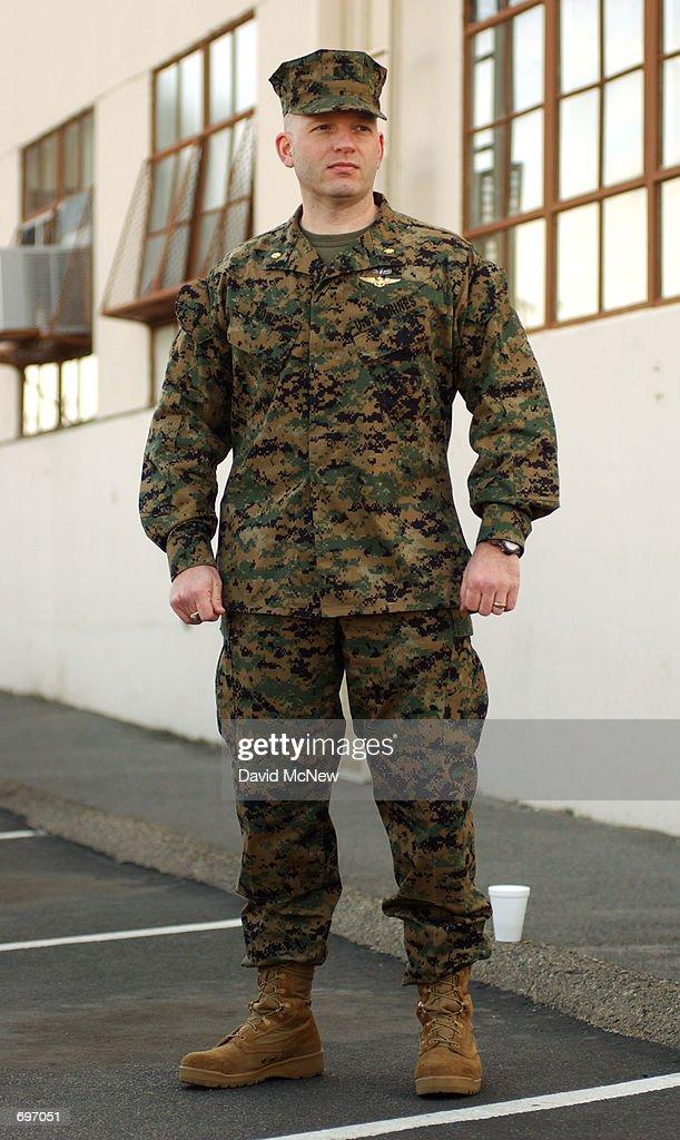The Marine Corps Uniform 26