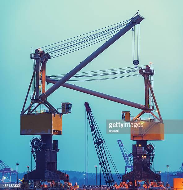 Marine Slipway Cranes
