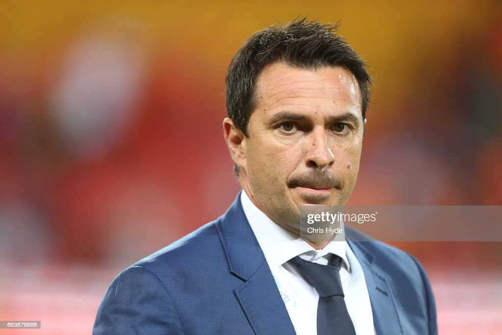 A-League Rd 25 - Brisbane v Central Coast