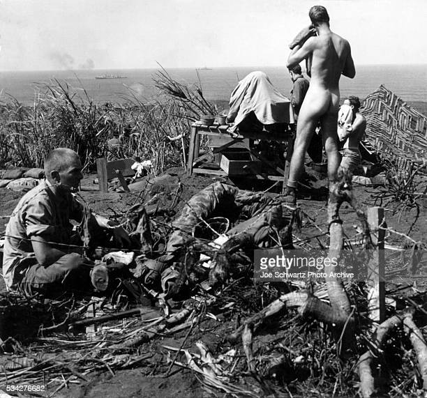 Battle Of Iwo Jima Stock Photos And Pictures Getty Images