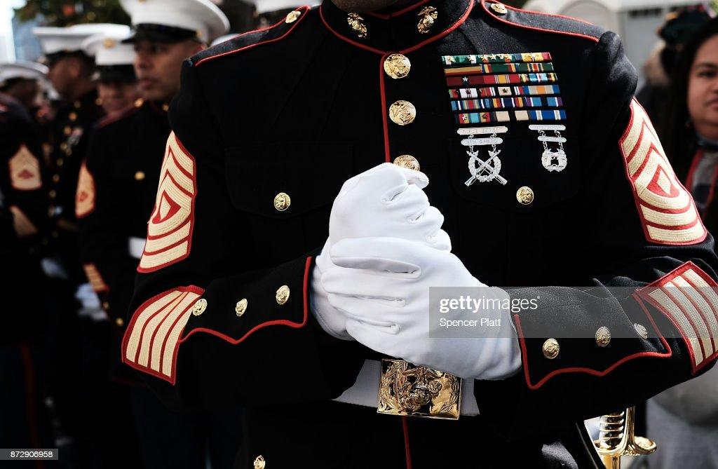 New York City Hosts Annual Veterans Day Parade