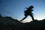 Marines Train In Kuwait To Prepare For War